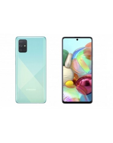 Смартфон Samsung Galaxy A71 6GB 128GB Blue