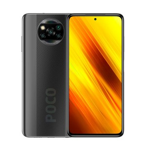 Смартфон Xiaomi Poco X3 NFC 6/128GB Black Global Version