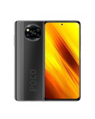 Смартфон Xiaomi Poco X3 NFC 6gb 64GB Gray global version