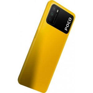 Смартфон Xiaomi Poco M3 4/64GB Yellow Global Version