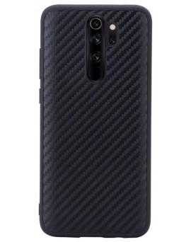 Чехол для Xiaomi Redmi Note 8 pro carbon