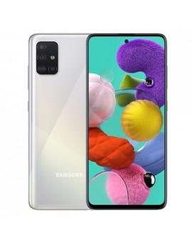 Смартфон Samsung Galaxy A51 4Gb 64Gb White