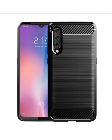 Чехол противоударный для Xiaomi Mi 9 SE черный