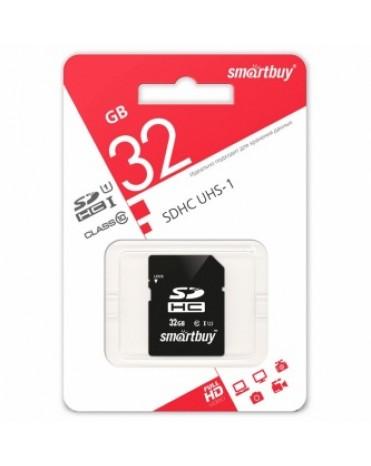 Карта памяти SD SmartBuy 32GB Class 10(SDHC)