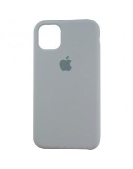 Чехол Soft Touch для Apple iPhone 11 серый