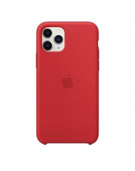 Чехол Soft Touch для Apple iPhone 11 красный