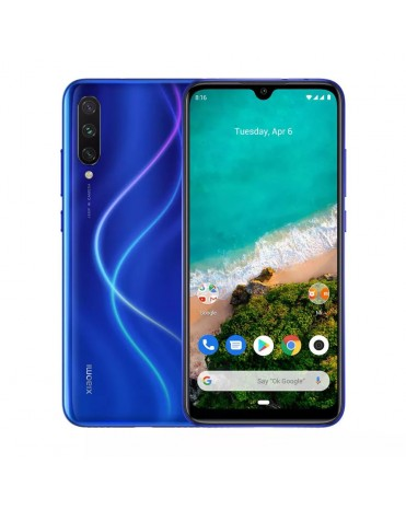 Смартфон Xiaomi Mi9 Lite 6 Gb 128 Gb Blue Global Version