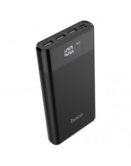 Внешний аккумулятор Hoco B35E 30000 mAh Black