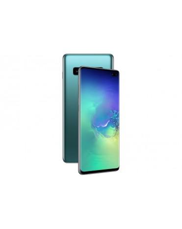 Смартфон Samsung  S10 8gb 128gb аквамарин