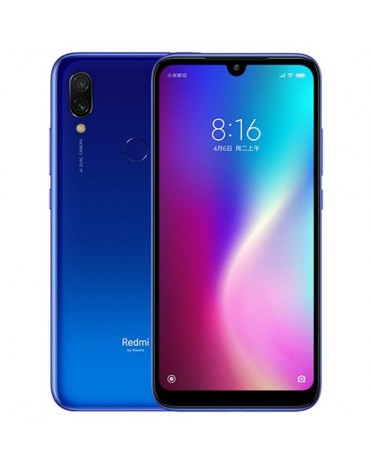 Смартфон Xiaomi Redmi 7 3gb 32gb blue global version