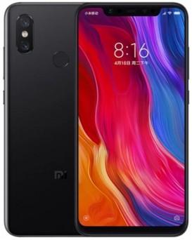 Смартфон Xiaomi Mi 8 6gb 64gb black global version