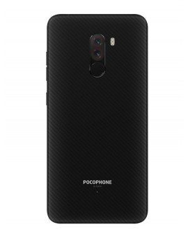 Смартфон Xiaomi Pocophone F1 6gb 128gb black  global version