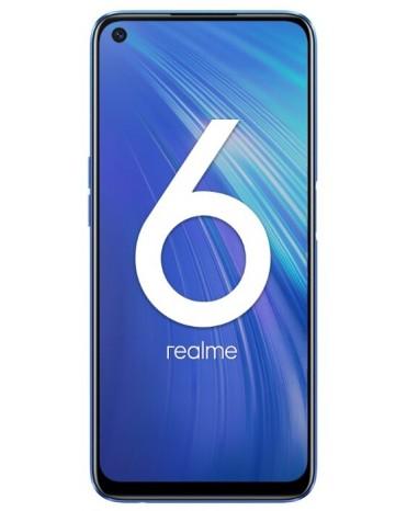 Смартфон Realme 6 8gb 128gb white