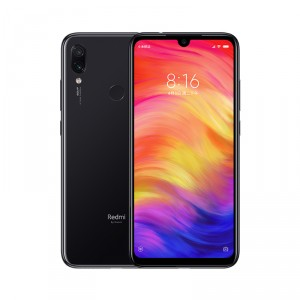 Смартфон Xiaomi Redmi Note 7 4gb 64gb black Global version