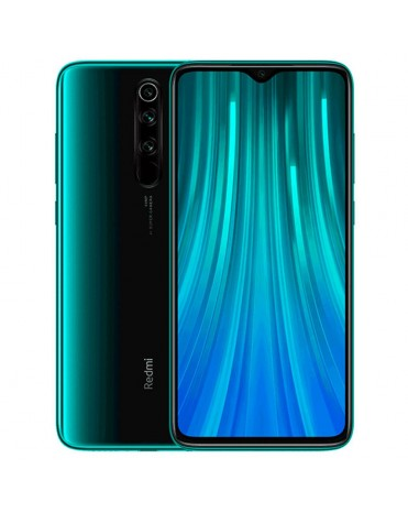 СМАРТФОН XIAOMI REDMI NOTE 8 PRO 6GB 128GB green GLOBAL VERSION EU