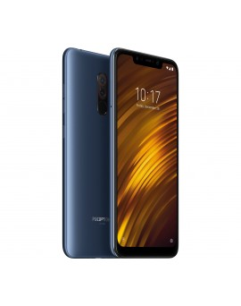Смартфон Xiaomi Pocophone F1 6gb 128gb blue global version