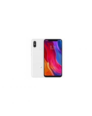 Смартфон Xiaomi Mi 8 6gb 64gb white global version