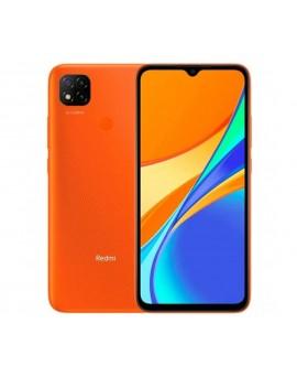 Смартфон Xiaomi Redmi 9c 32gb orange Ru NFC