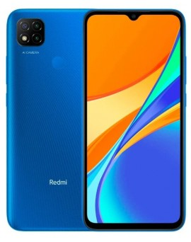 Смартфон Xiaomi Redmi 9C 64gb blue global version